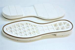 Подошва для обуви женская Марина-6 біл-беж р,36-41, фото 2