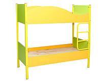 Кровать детская 2-ярусная (14137)