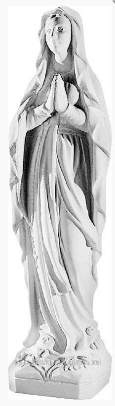 Ритуальна скульптура Божої Матері Kosmolux2133/52