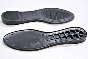 Подошва для обуви женская  Марина-7 черная р,36-41, фото 2