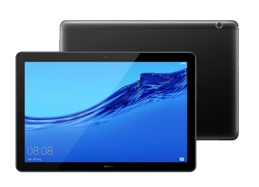 Планшет Huawei MediaPad T5 10'' 2/16gb LTE Black HiSilicon Kirin 659 5100 мАч