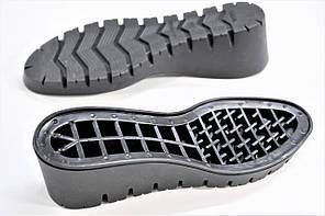 Подошва для обуви женская Мелиса-10 чорна р.41, фото 2
