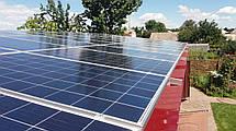 """Комплект """"Солнечная электростанция Зелёный тариф"""" 30 кВт OPTIMAL, фото 3"""