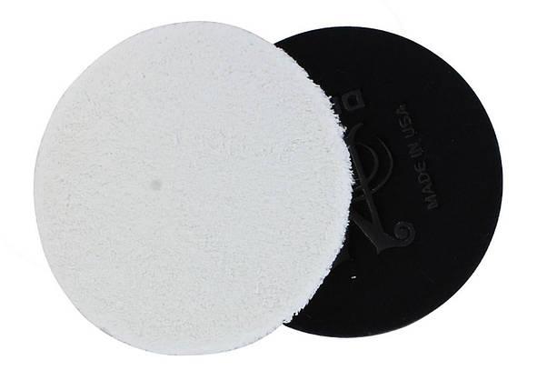 """Полировальный круг микрофибровый финишный - Meguiar's DA Microfiber Finishing Disc 5"""" 127 мм. белый (DMF5), фото 2"""