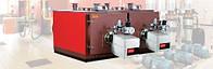 Система отопления, теплоснабжения  – водогрейный котел