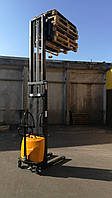 Аккумуляторный складской штабелер REACH BDA 1535