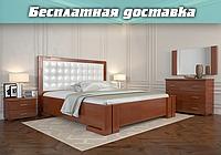 Кровать деревянная Амбер