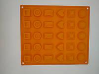 Форма силиконовая ассорти для конфет