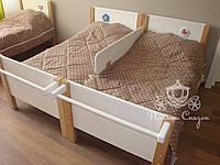"Кровати для Д/С и дома  ""Лето"". Ясень, МДФ, фото 1"