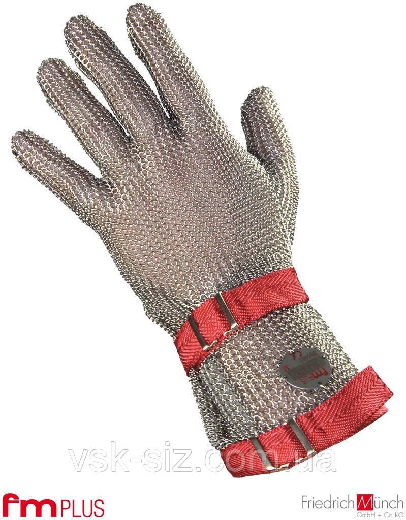 Защитные кольчужные перчатки RNIR-FMPLUS-7-5