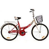 Велосипед складной Салют+, фото 1