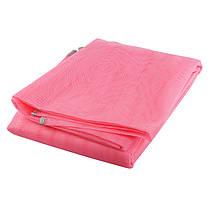 Пляжний килимок Антипесок 200х200 см (рожевий)