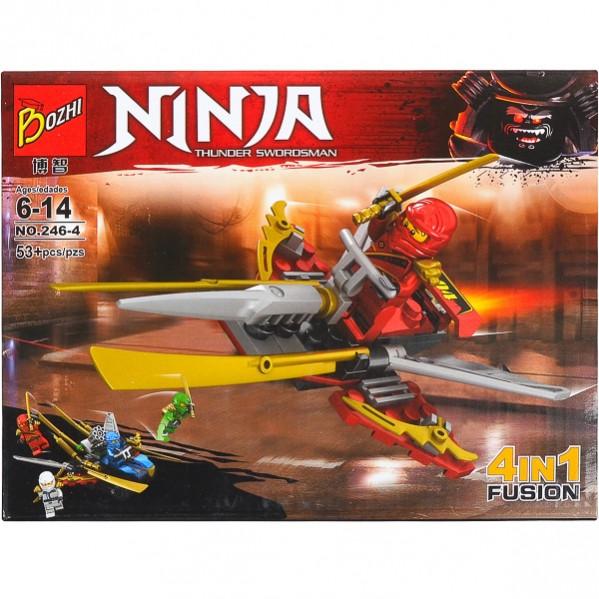 """Конструктор из серии """"Ninja 246"""