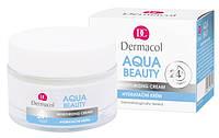 Dermacol Aqua Beauty - Увлажняющий крем для дневного и ночного ухода