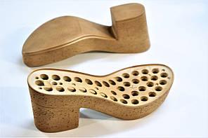 Подошва для обуви женская C 552 бежева р.41, фото 2