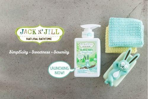 Пена для ванны успокаивающая Jack N' Jill Bubble Bath
