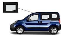 Боковое стекло Fiat Fiorino 2008-2018 переднее левое