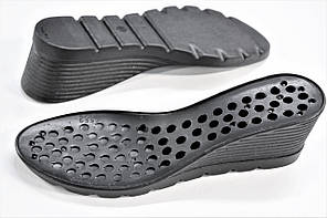 Подошва для обуви женская С553 черная р,36-37,39-41, фото 2