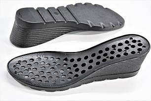 Подошва для обуви женская С553 черная р,36-41, фото 2