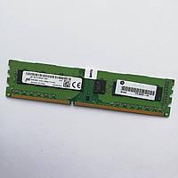 Оперативная память Micron DDR3L 8Gb 1600MHz PC3L-12800u 2R8 CL11 (MT16KTF1G64AZ-1G6E1) Б/У, фото 1