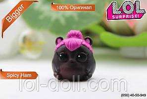 Кукла Питомец ЛОЛ Сюрприз Spicy Ham - Biggie Pets LOL Surprise