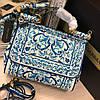 Эксклюзивная женская сумочка DOLCE&GABBANA 'Sicily' натуральная кожа (реплика)