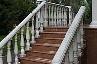 Лестницы, ступени из гранита