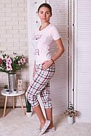 Пижама  женская  легкая Niсolettа  82433, фото 1