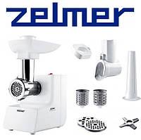 Мясорубка Zelmer ZMM3854W максимальная мощность 1300 Вт, фото 1