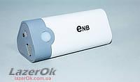 Внешний аккумулятор Power Bank eNB на 3 аккумулятора