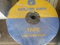 Капельная лента Golden Rain 6 mil 20 см 3 км эмиттерная