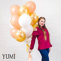 Декор на фотосессию из воздушных шаров с гелием, фото 3