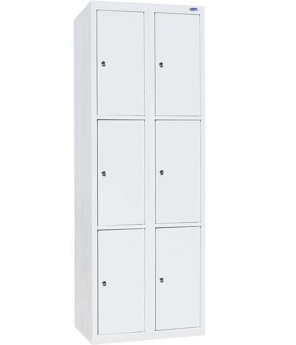Шкаф ячеечный на 6 ячеек ШО-400/2-6