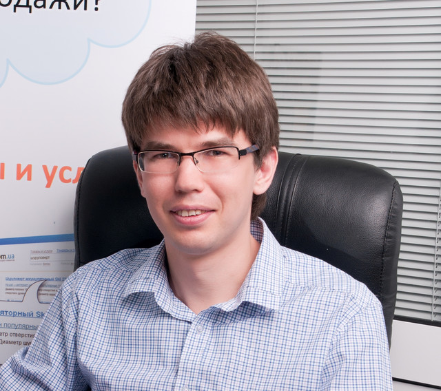 Николай Палиенко признан «Человеком года в индустрии e-commerce»