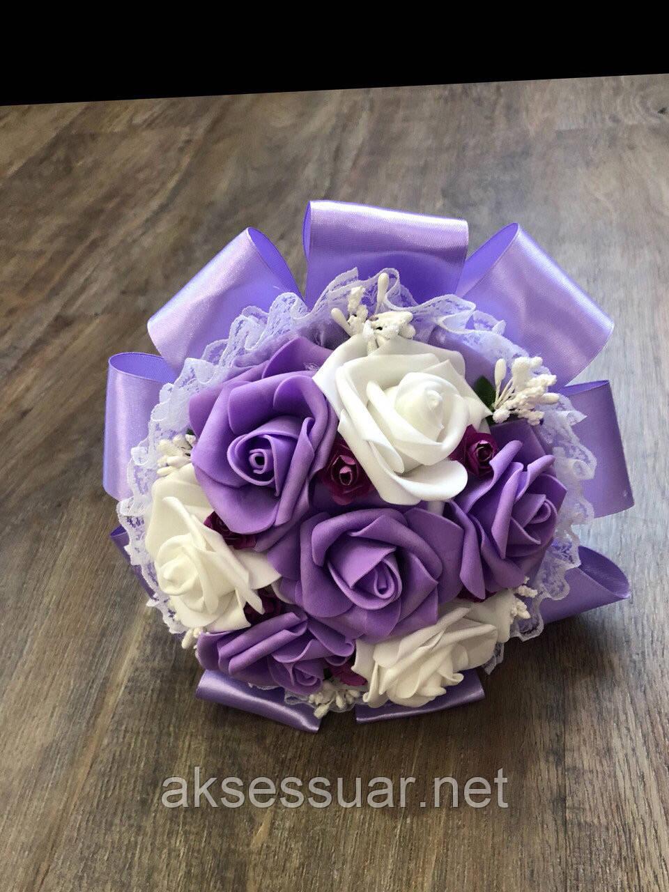 Весільний букет-дублер для нареченої