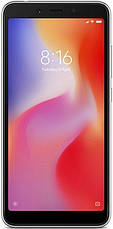 Смартфон Xiaomi Redmi 6A 2/32Gb Black [Global] (M1804C3CG) EAN/UPC: 6941059610656, фото 3