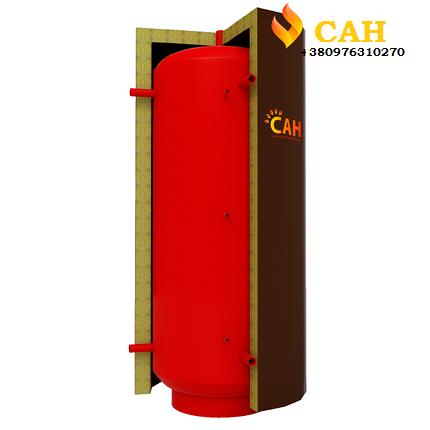 САН аккумуляторный бак для систем отопления объёмом 2000 л, фото 2