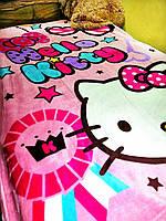 Детский плед  Hello Kitty