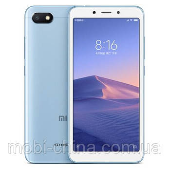 Смартфон Xiaomi Redmi 6A 32Gb Blue EU, фото 2