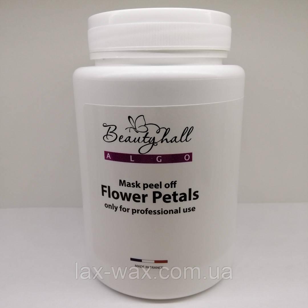 Маска альгинатная   Flower petals