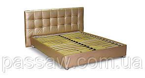"""Кровать-подиум """"№4"""" 140*190/200 с подъемным механизмом, без матраса"""
