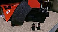 Колодки тормозные Renault Kangoo 2 передние дисковые Remsa