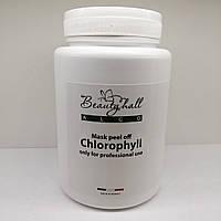 Маска альгинатная   Chlorophyll