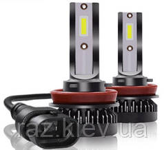 Светодиодная лампа Zdatt HB4 9006 - 30 Вт Mini (указана цена за 1шт 30Вт) 8000LM 6500K 12 В