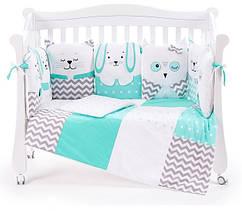 Текстиль для кроватки
