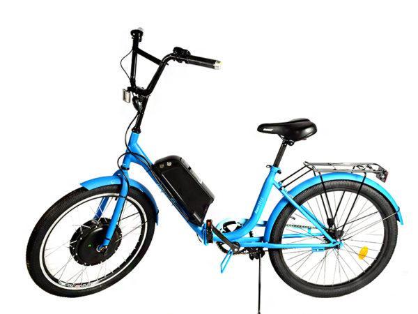 Электровелосипед АИСТ SMART24 XF48-900 48V 500W (литиевая батарея 48V)