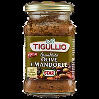 Соус Tigullio GranPesto Olive e Mandorle 190г