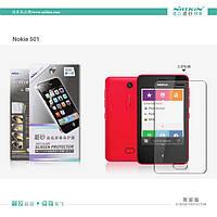 Защитная пленка Nillkin для Nokia Asha 501 матовая, фото 1