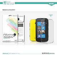 Защитная пленка Nillkin для Nokia Lumia 510 глянцевая