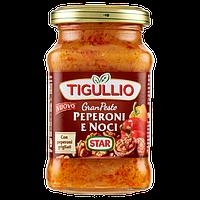 Соус Tigullio GranPesto Peperoni e Noci 190г